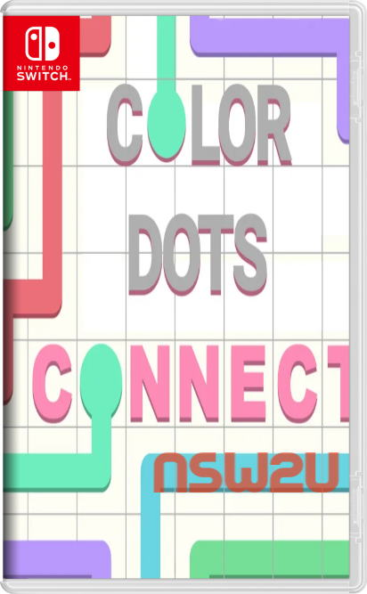 Color Dots Connect Switch NSP XCI NSZ