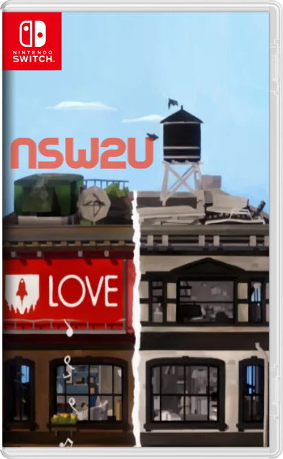 LOVE – A Puzzle Box Filled with Stories Switch NSP XCI NSZ