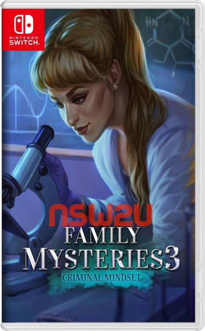 Family Mysteries 3: Criminal Mindset Switch NSP XCI