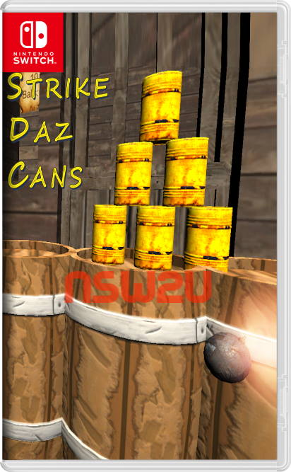 Strike Daz Cans Switch NSP XCI