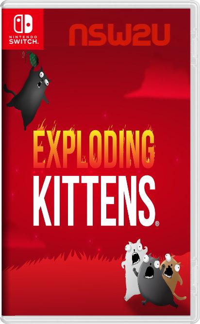 Exploding Kittens Switch NSP XCI