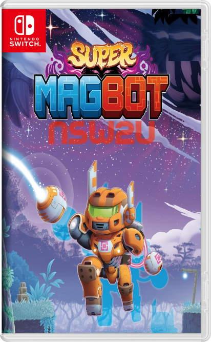 Super Magbot Switch NSP XCI NSZ