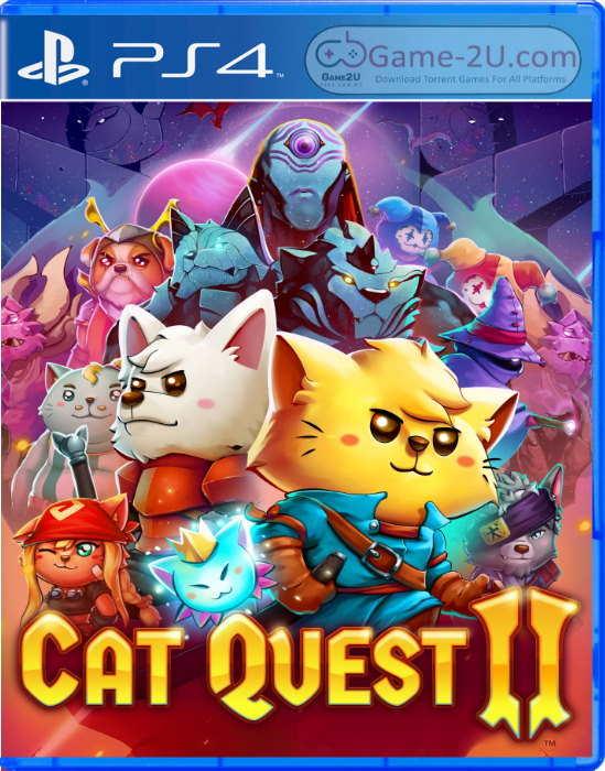 Cat Quest II PS4 PKG