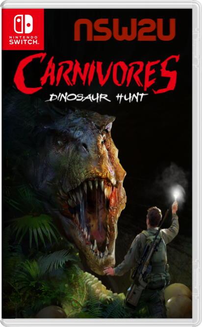 Carnivores: Dinosaur Hunt Switch NSP XCI NSZ