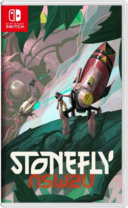 Stonefly Switch NSP XCI NSZ