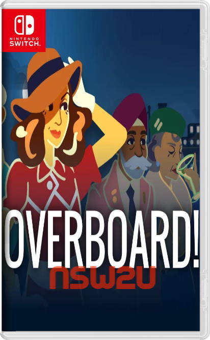 Overboard! Switch NSP XCI NSZ