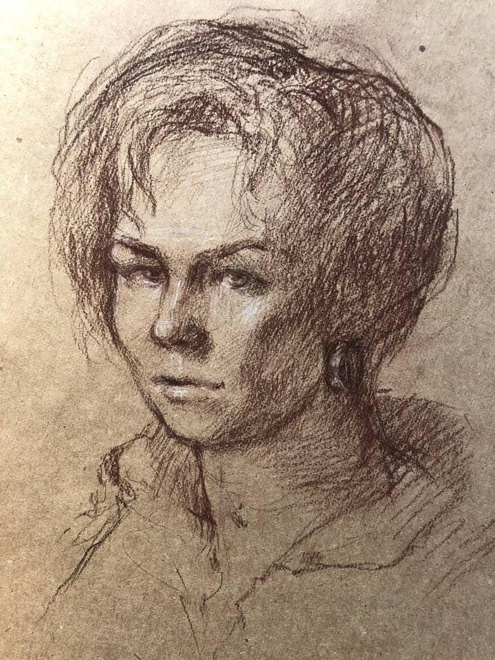 Санкт-Петербург глазами художника Елизаветы Соколовой ieuV3udI2hw