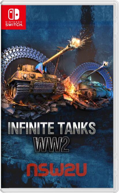 Infinite Tanks WWII Switch NSP XCI NSZ