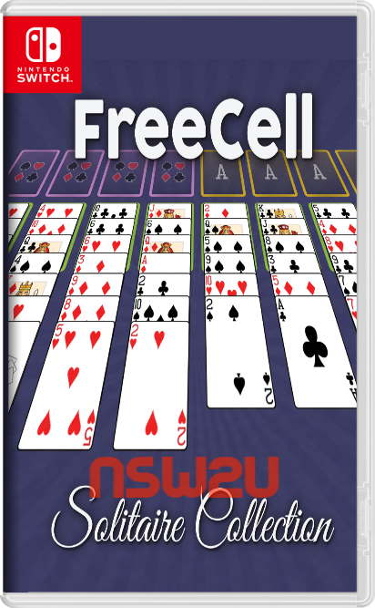 FreeCell Solitaire Collection Switch NSP XCI NSZ