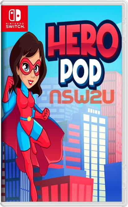 Hero Pop Switch NSP XCI NSZ