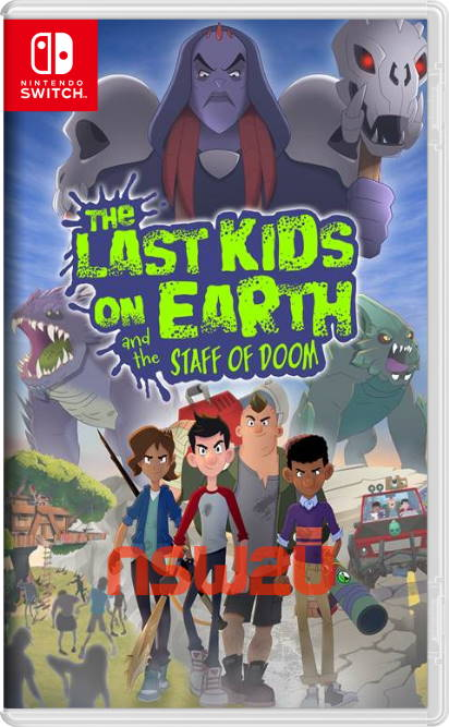 The Last Kids on Earth and the Staff of Doom Switch NSP XCI