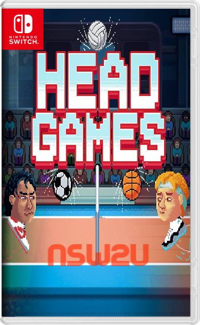 Head Games Switch NSP XCI NSZ