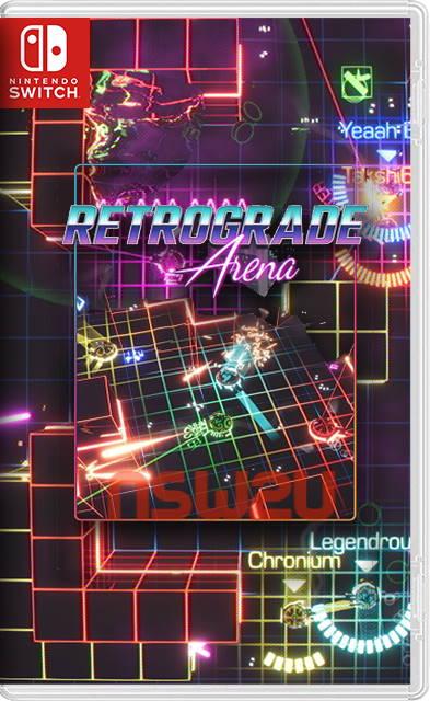 Retrograde Arena Switch NSP XCI NSZ