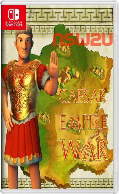 CAESAR EMPIRE WAR Switch NSP XCI NSZ