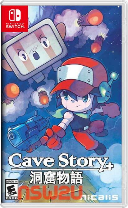 Cave Story+ XCI NSP NSZ