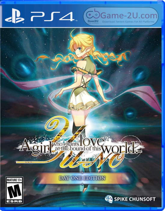 YU-NO: A girl who chants love at the bound of this world. PS4 PKG