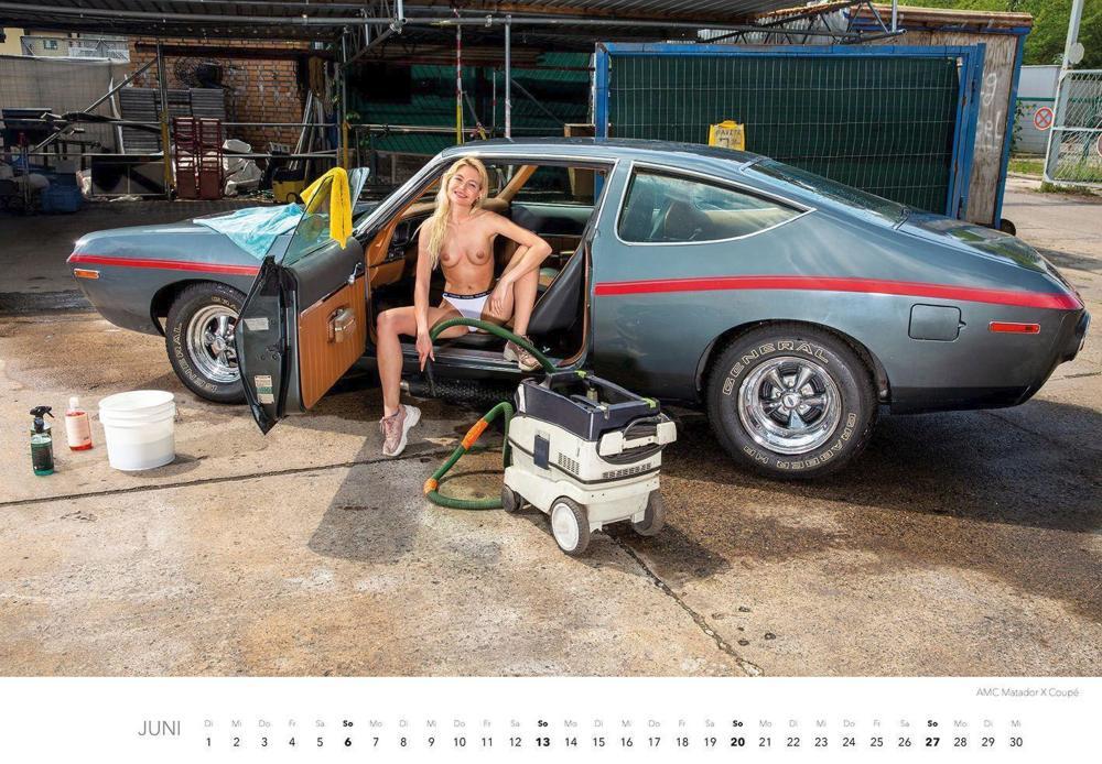 июнь Sexy Carwash 2021