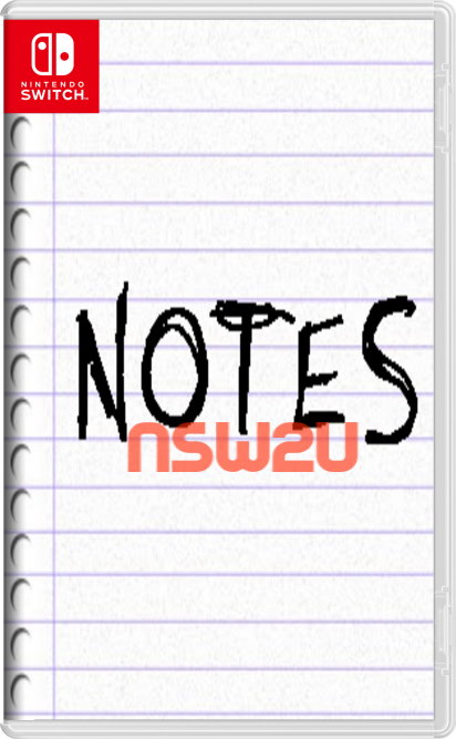 Notes Switch NSP XCI