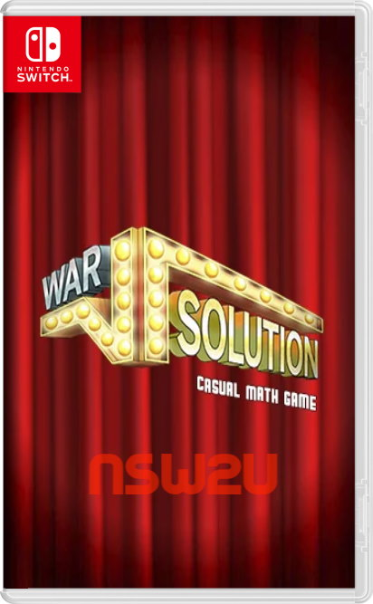 War Solution – Casual Math Game Switch NSP XCI NSZ