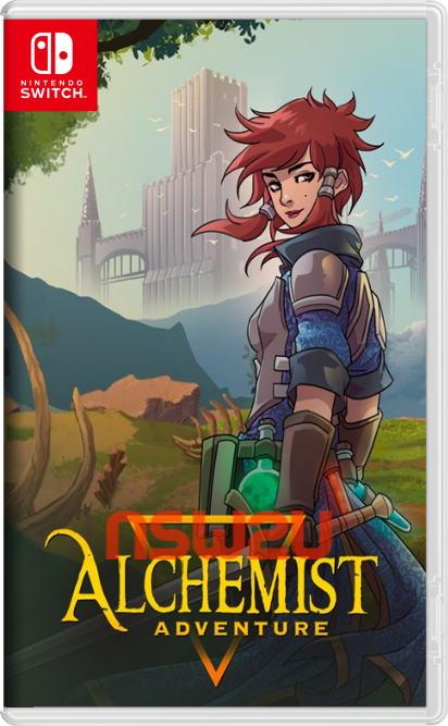 Alchemist Adventure Switch NSP XCI NSZ