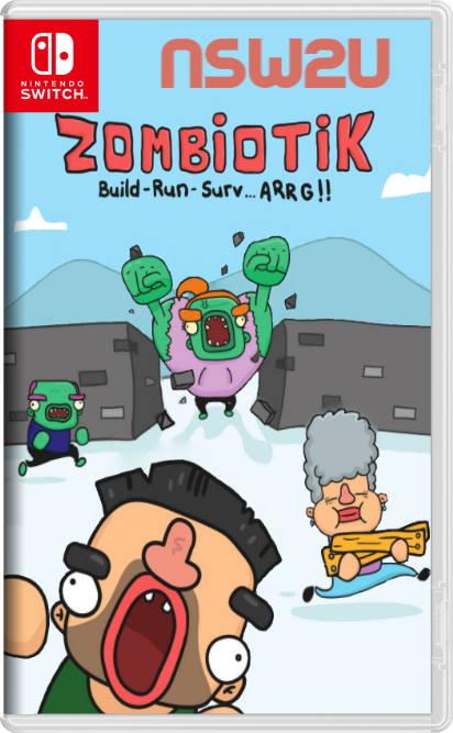 Zombiotik Switch NSP XCI NSZ