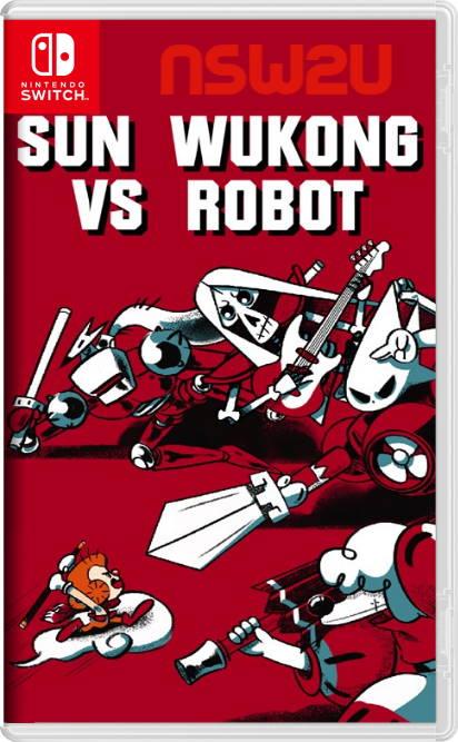 Sun Wukong VS Robot Switch NSP XCI NSZ