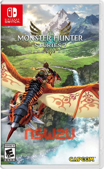 Monster Hunter Stories 2: Wings of Ruin Switch NSP XCI NSZ