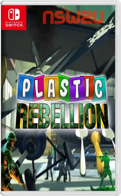 Plastic Rebellion Switch NSP XCI NSZ