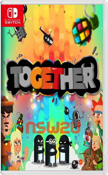 Together Switch NSP XCI NSZ