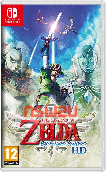 The Legend of Zelda: Skyward Sword HD Switch NSP XCI NSZ