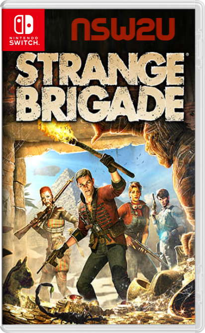 Strange Brigade Switch NSP XCI NSZ