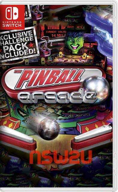 The Pinball Arcade Switch NP XCI NSZ