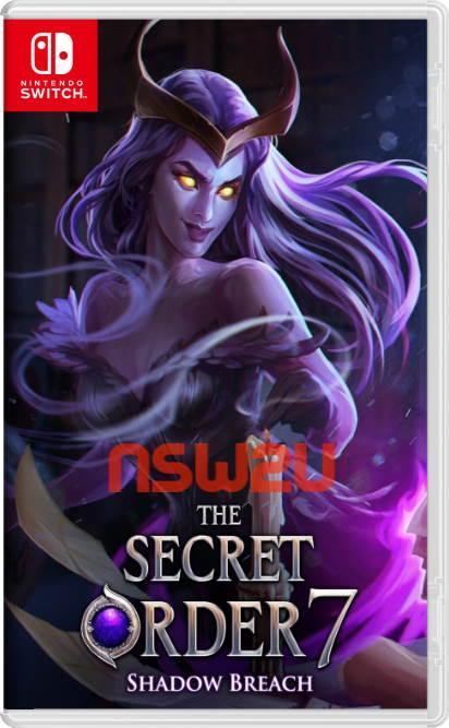 The Secret Order: Shadow Breach Switch NSP XCI NSZ