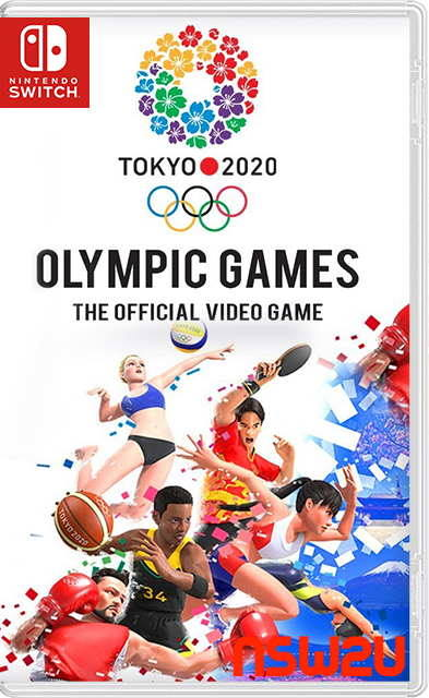 Olympic Games Tokyo 2020 – The Official Video Game Switch NSP XCI