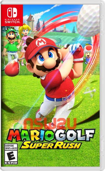 Mario Golf: Super Rush Switch NSP XCI NSZ