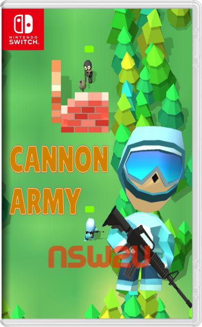 CANNON ARMY Switch NSP XCI NSZ