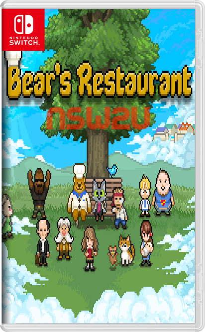 Bear's Restaurant Switch NSP XCI NSZ