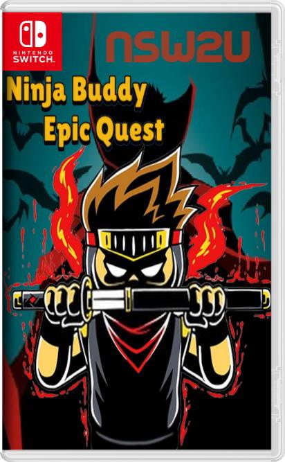Ninja Buddy Epic Quest Switch NSP XCI NSZ