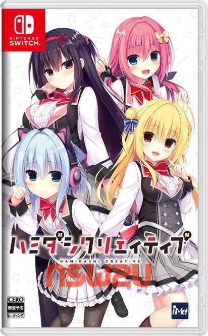 Hamidashi Creative Switch NSP XCI NSZ