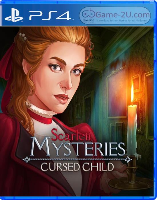 Scarlett Mysteries: Cursed Child PS4 PKG