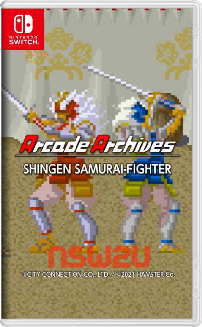 Arcade Archives SHINGEN SAMURAI-FIGHTER Switch NSP XCI NSZ