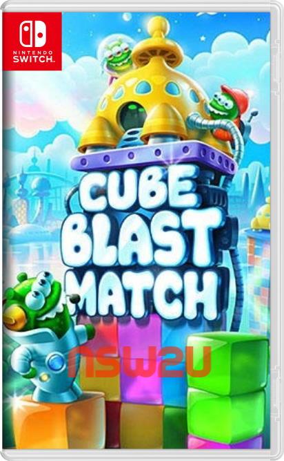 Cube Blast: Match Switch NSP XCI NSZ