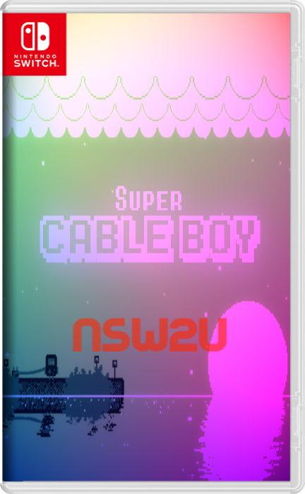 Super Cable Boy Switch NSP XCI NSZ