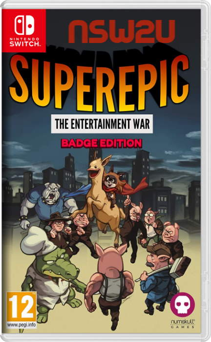 SuperEpic: The Entertainment War Switch NSP