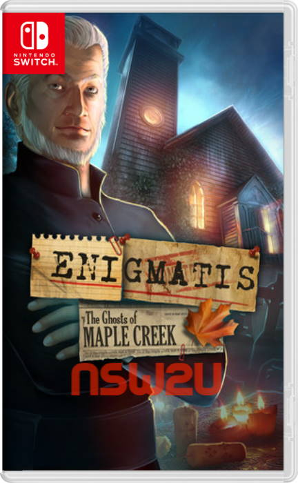 Enigmatis: The Ghosts of Maple Creek Switch NSP XCI NSZ