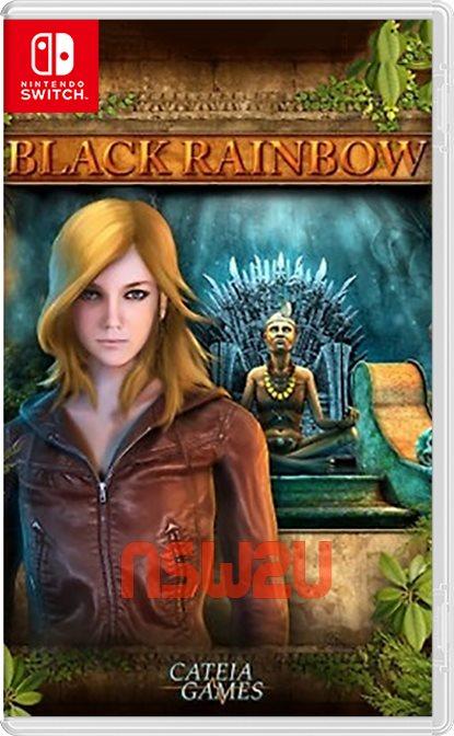 Black Rainbow Switch NSP XCI