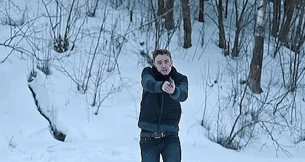 боевик Зима