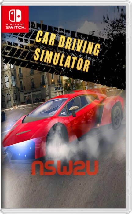 Car Driving Simulator Switch NSP XCI NSZ