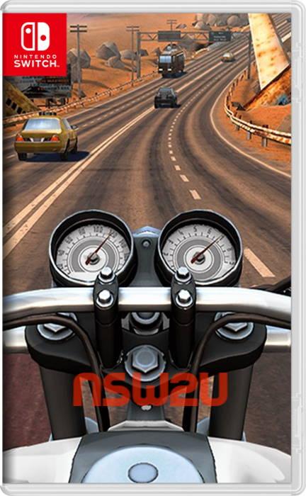 Moto Rider GO: Highway Traffic Switch NSP XCI NSZ