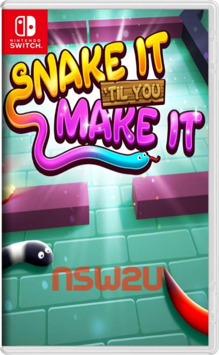 Snake It 'Til You Make It Switch NSP XCI NSZ